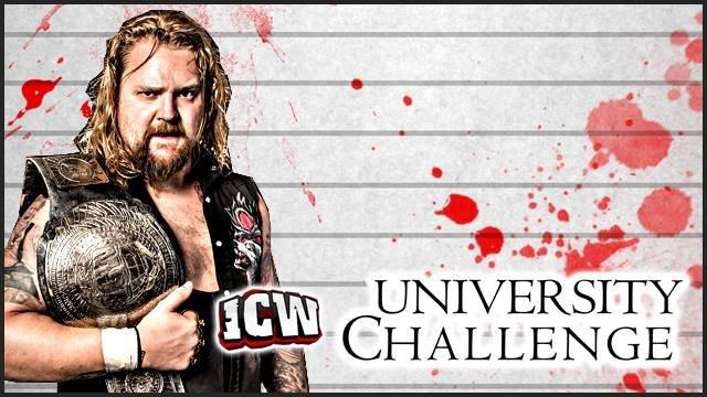 University Challenge - Glasgow University , September 17th 2016