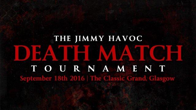 Jimmy Havoc Deathmatch Tournament