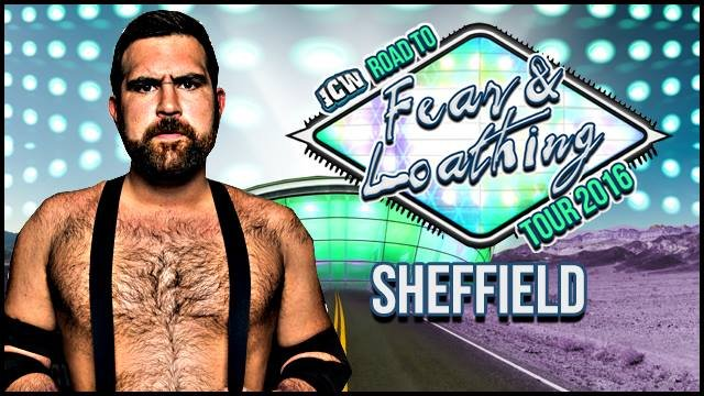 ICW Wrestleteria - Sheffield - 28th October 2016