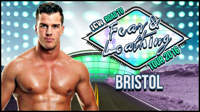 ICW You Don't Win Friends With Salad - Bristol - 30th October 2016
