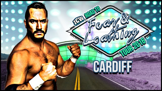 ICW Pray For Mojo - Cardiff - 3rd November 2016