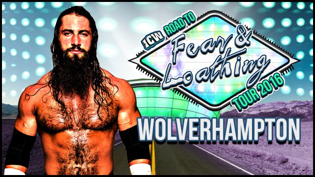 ICW In Your Face Space Coyote - Wolverhampton - 4th November 2016