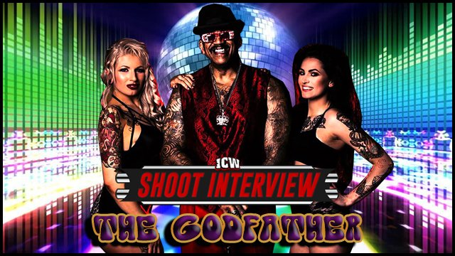 ICW Shoot Interview - The Godfather