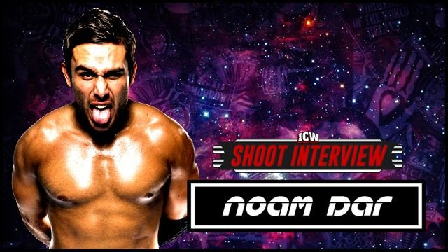 ICW Shoot Interview - Noam Dar