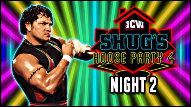 ICW Shug's Hoose Party IV - Night Two - Glasgow - 30th July 2017