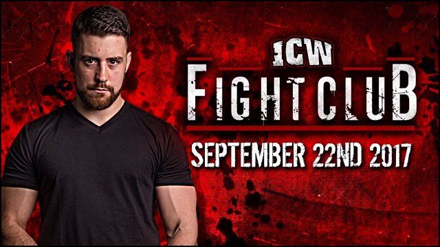 ICW Fight Club - 22nd September 2017