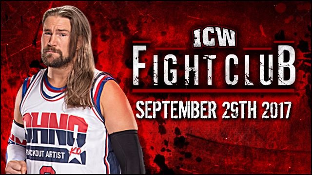 ICW Fight Club - 29th September  2017
