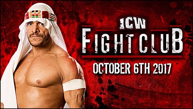 ICW Fight Club - 6th October 2017