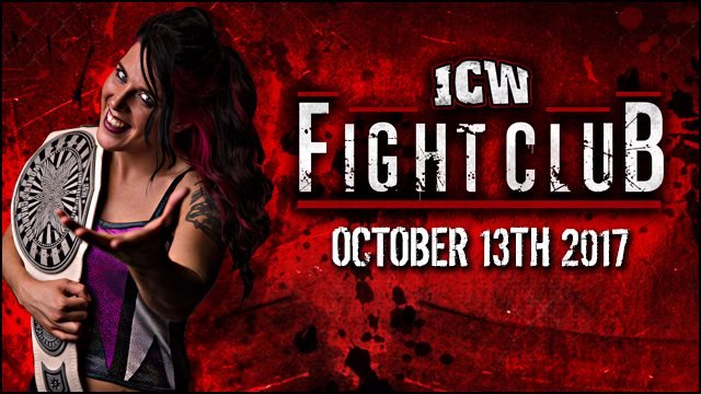 ICW Fight Club - 13th October 2017