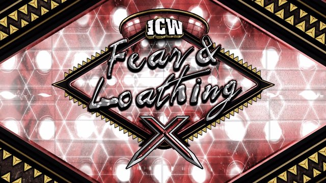 ICW Fear & Loathing X - Glasgow - 19th November 2017