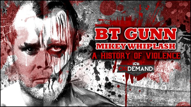 BT Gunn/Mikey Whiplash: A History of Violence