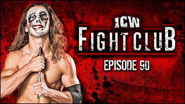 ICW Fight Club #90 - 20th April 2018
