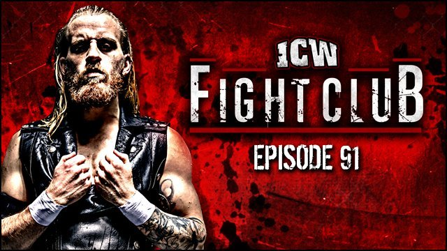 ICW Fight Club #91 - 27th April 2018