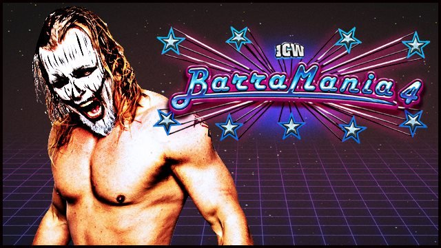 ICW Barramania 4 - Glasgow - 29th April 2018