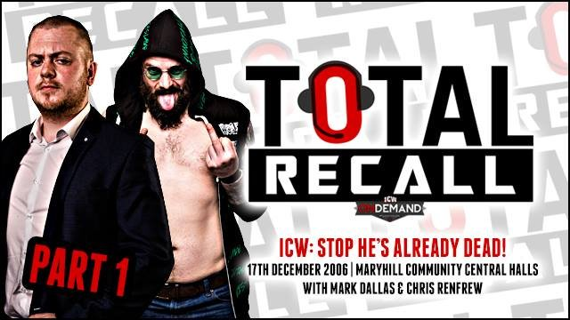 Total Recall Special - Dallas & Renfrew - Stop He's Already Dead Part 1