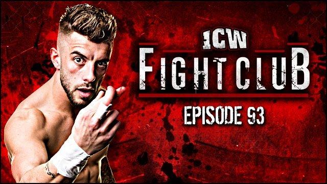 ICW Fight Club #93 - 1st June 2018