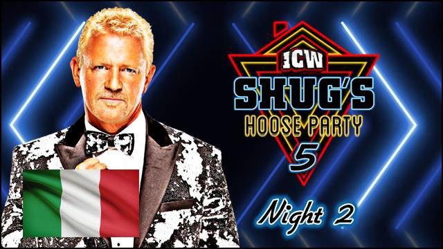 ICW Italia - Shug's Hoose Party V Night Two