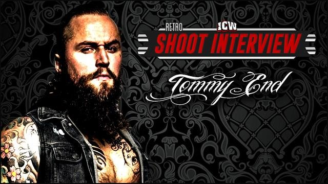 ICW Shoot Interview - Tommy End/Aleister Black
