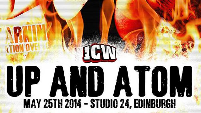 ICW Up and Atom - Edinburgh - 25th May 2014