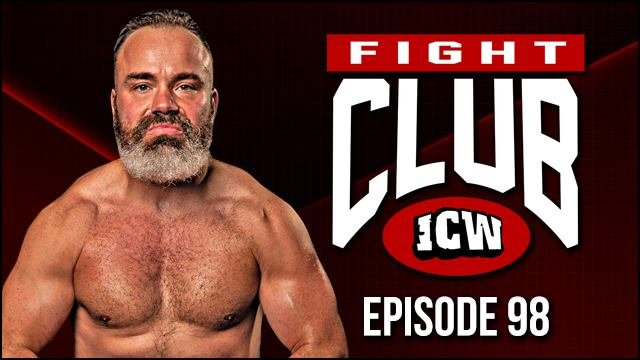 ICW Fight Club #98 - 31st August 2018