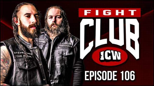 ICW Fight Club #106 - 2nd November 2018