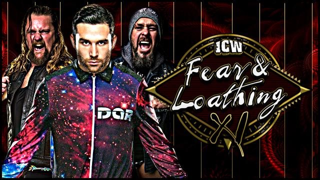 ICW Fear & Loathing XI - Glasgow - 2nd December 2018