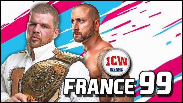 ICW Fight Club #111 - France '99 - 1st December 2018