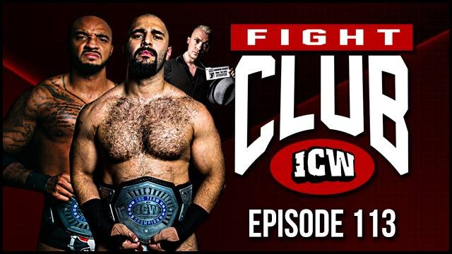 ICW Fight Club # 113 - 4th January 2019
