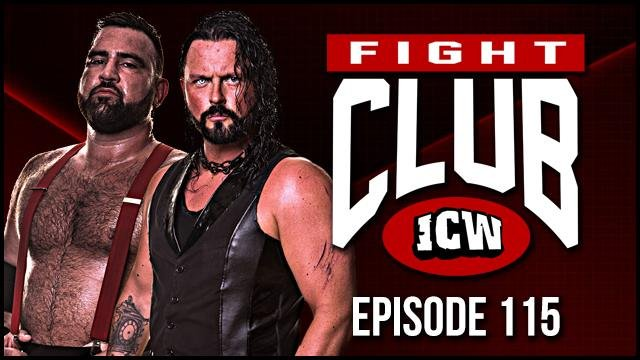 ICW Fight Club #115 - 18th January 2019