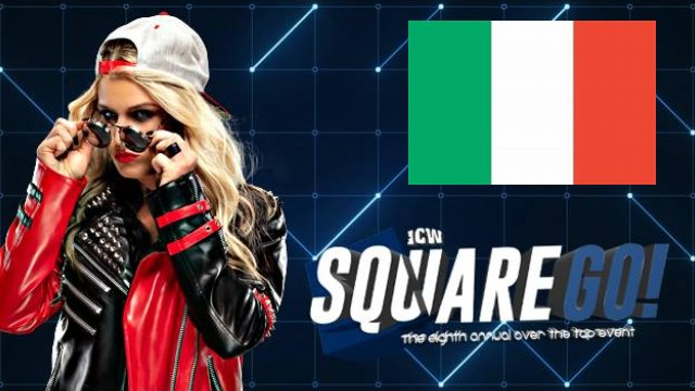 ICW Italia - 8th Annual Square Go - 24th February 2019