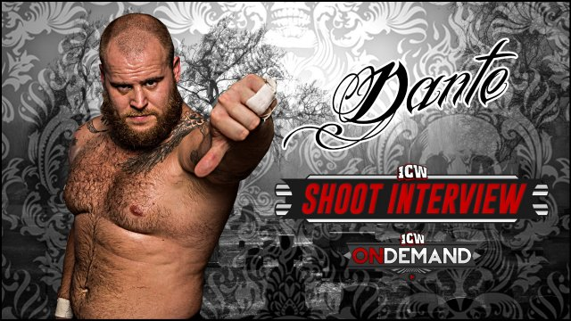 ICW Shoot Interview - Michael Dante