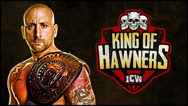ICW King of Hawners - Night Two - 27th May 2019
