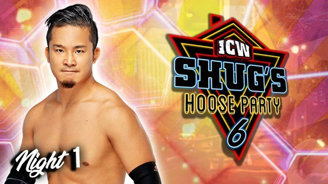 ICW Shug's Hoose Party VI: Night One - 27th July 2019