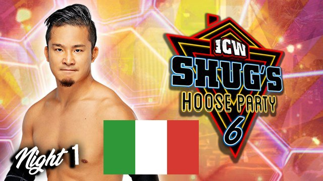 ICW Italia - Shug's Hoose Party VI: Night One