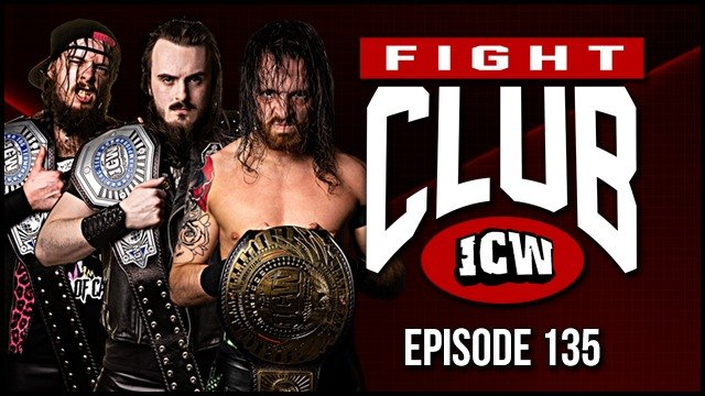 ICW Fight Club #135 - 13th September 2019