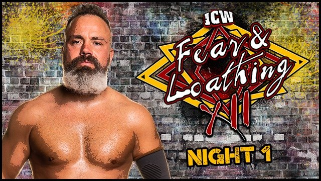 ICW Fear & Loathing XII - Night One - 2nd November 2019