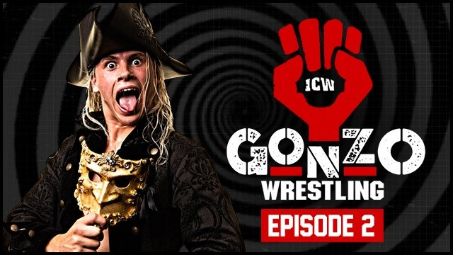 ICW Gonzo #2 - 25TH October 2019