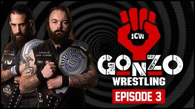 ICW Gonzo # 3