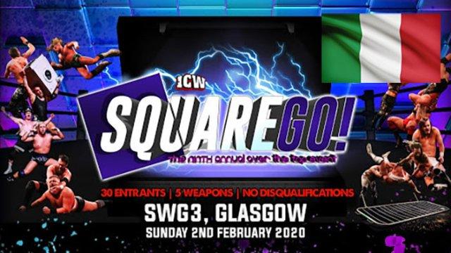 ICW Italia - The 9th Annual Square Go