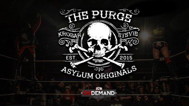 The Purge - Asylum Originals
