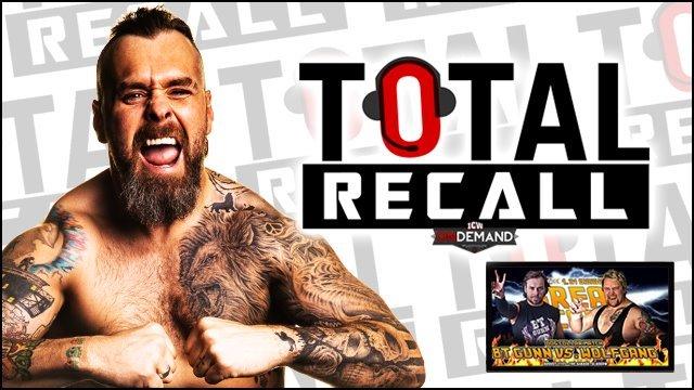 Total Recall - BT Gunn vs Wolfgang - Dog Collar Match
