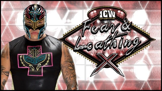 ICW Fear & Loathing X