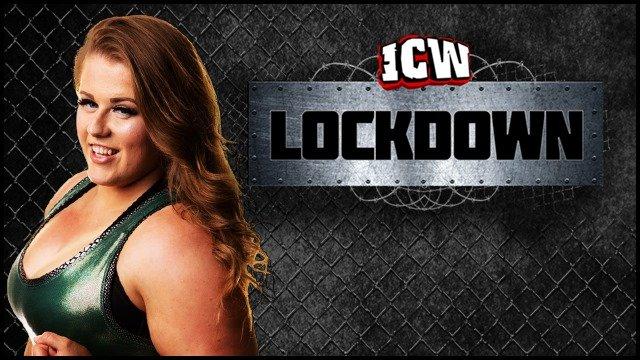 ICW Lockdown #5 - Viper/Piper Niven - 7th May 2020