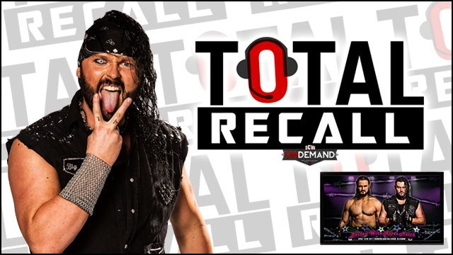 Total Recall - Jack Jester vs Drew McIntyre Barbed Wire Match