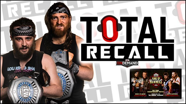 Total Recall - Fite Network vs Kings Of Catch