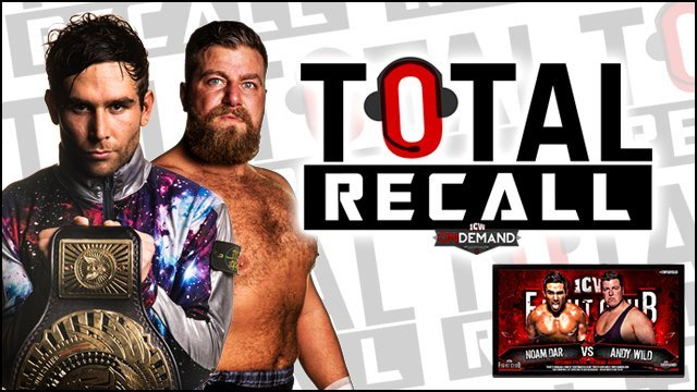 Total Recall - Noam Dar vs Andy Wild