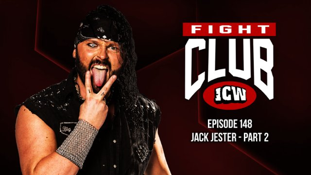 ICW Fight Club #148 -  Jack Jester Biography (Part 2)