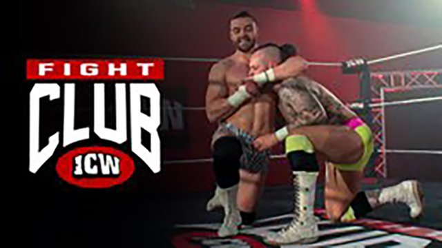 ICW Fight Club #151 - 26th December 2020