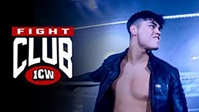 ICW Fight Club #152 - 2nd January 2021