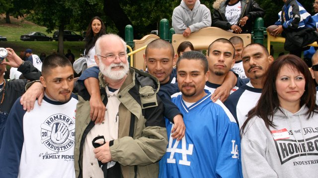 Caring Kids Straight - Homeboy Industry Founder Father Greg Boyle
